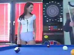 Eve angel, Pool table, Eve angels