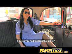 Cab, Confessions, Naughty nurses, Faketaxy, Faketaxie, Fake taxi