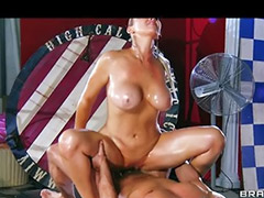 Abbey brooks, Oil massage, Squirting cock, Pov squirting, Massage oil, Massage big cock