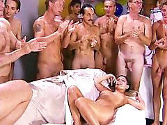 Gangbang swallow, 2 girls gangbanged, 2 girl gangbang, Girl swallows, Girl gangbang, Gangbang swallowing