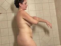 Mature, Chubby, Matures, Big, Bath