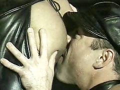 Leather, Leather anal, Leather sex, Gay leather, Lustful anal, Lust anal