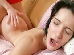 Teen creampie, Teen, Russian