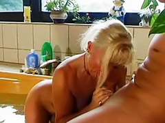 German, Mature, German mature, Mother anal, Mother, Mother son anal
