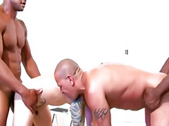 Sexo interracial gay