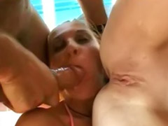 Wild threesome, Swap swallow, Cum swallow swap, Anal wild, Wild anal, I like blondes
