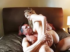 Ass, Big tits big cock, His couple, Blonde ass, Big ass blonde, Handyman