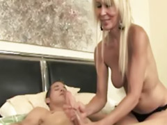 Seduce, Seduced, Mature seduces, Younger, Mature seduce, Milf seduces