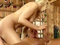 Katie blonde, Katie morgan, Vulva, Up and down, Slicked, Slick