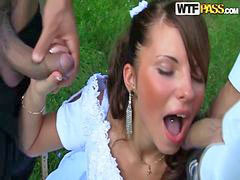 Bride, Madelyn, Sex bride, Hard dp, Dp hard, Group dp