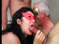 Bisexual, Mature anal, Anal mature