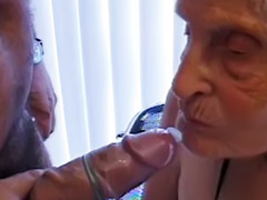 Granny, Grannies, Small tits