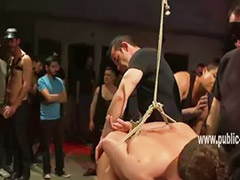 Gay bondage, Strangle, Strangled, Roped, Rope bondage, Strangling