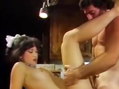 Vintage, The table, Hairy vintage, Table sex, Insatiable, Asian vintage