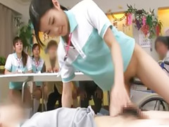 Nurse, Japanese, Japan, Japanese mature, Mature, Japanese nurse