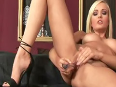 Sophie, Glamour beauty, Cox, Sophie-b, Sophie b, Beautiful blonde solo masturbation