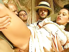 Vintage anal, Funny anal, Erica, Public gangbang, Vintage big tits, Big tits vintage