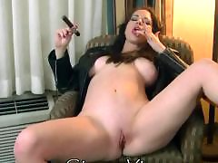 Sherry w, Sherry e, Smoking milf, Smoking cigar, Cigars, Smoking masturbation