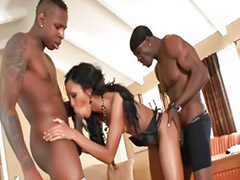 Interracial babe, Interracial threesome, Ebony threesome, Threesome ebony, Naughty pornstar, Naughty interracial