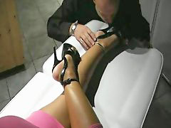 Lady barbara, Soles feet, Barbara, Feet*, Sole, Jerk on