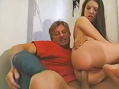 Anal riding