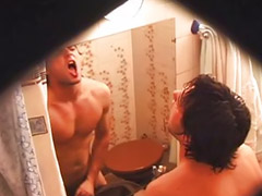 Spycam, Gay spycam, Spycam gay, Sexiest, Bathroom gay, Wanking all