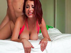 Pierced tits, Jessica, Trying, Let, Try anal, Try