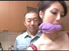 Forced, Force, Japanese wife, Forced sex, Japanese creampie, Japanese orgy