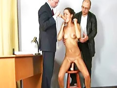 Humiliation, Nude, Interview, Job