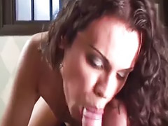 Sensual, Shemale pov, Sensual blowjob, Shemale bareback, Shemale and shemale, Shemale barebacked