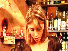 Bar, Gina, Naked blond girl, Bar girl, Gina blonde, Bar girls