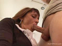 Milf boss, Jillian, Foxxx, My boss