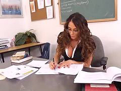 Milf, Teacher, Student