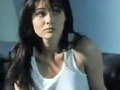 Blindfolded, Blindfold, Shannen doherty, Obsessed, Acting, Blindfoldded