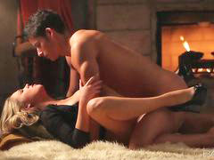 Fireplace, Enjoy fucking, Katie koxe