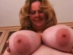 Natural, Huge tits, Natural tits, Huge tits solo, Big natural tits, Huge titted