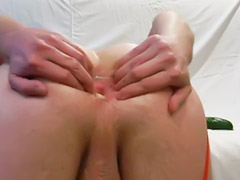 Cucumber, Webcam toy ass, Cucumber anal, Toys in ass, Webcam solo gay, Webcam gay toy solo