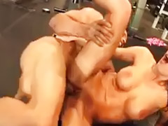 Gym, Gym group, Gym girls, Girls orgy, Girl orgy, Sex in gym
