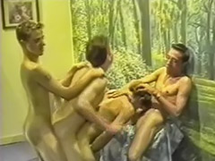 Gay four, Musketeers, Cum four, ไทย four, Masturbation group gay, Four
