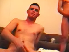 Two handjob, Two amateur, Jerking handjob, Gay uniform, By two, Uniformes gays