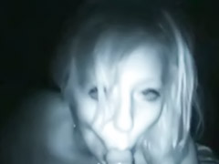 Night vision, Head in, Girlfriend night, Sex-a-vision, Night sex, Head blowjob