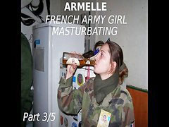 Army, French amateur, Army girl, French girl, Girl french, Girl army