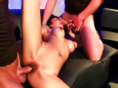 Asian cum bukkake, Asian cum swapping, Asian bukkake facials