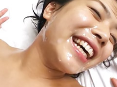 Asian bukkake facials, Asian cum bukkake, Bukkaker, Bukkak