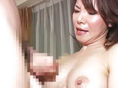 Japanese mature, Asian mature, Japanese handjob, Mature japanese, Mature couple love, I love mature