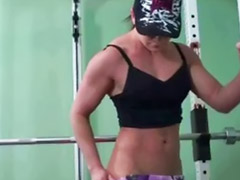 Muscle, Muscles, Muscle-girls, Muscle girl, Girl muscles, Muscled