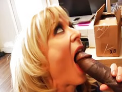 Interracial milfs