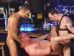 Bar, Threesome gay, Gay threesome, Threesome gays, Sex group bar, Sex bar