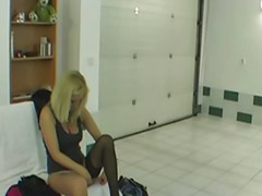 Czech, Real, Sexy striptease, Amateur striptease, Czech girl, Real amateur