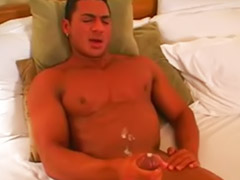 Gay latin hunk, Hunks, Wank and cum, Wanked off, Rico and, Latin gay solo